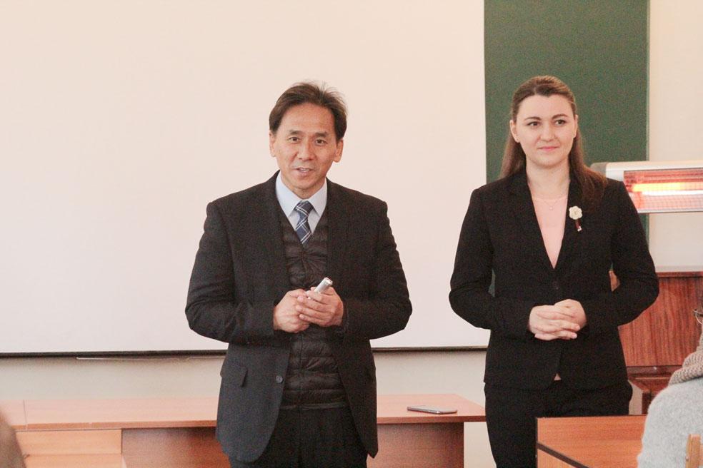 MIND-лекція у Національній академії управління