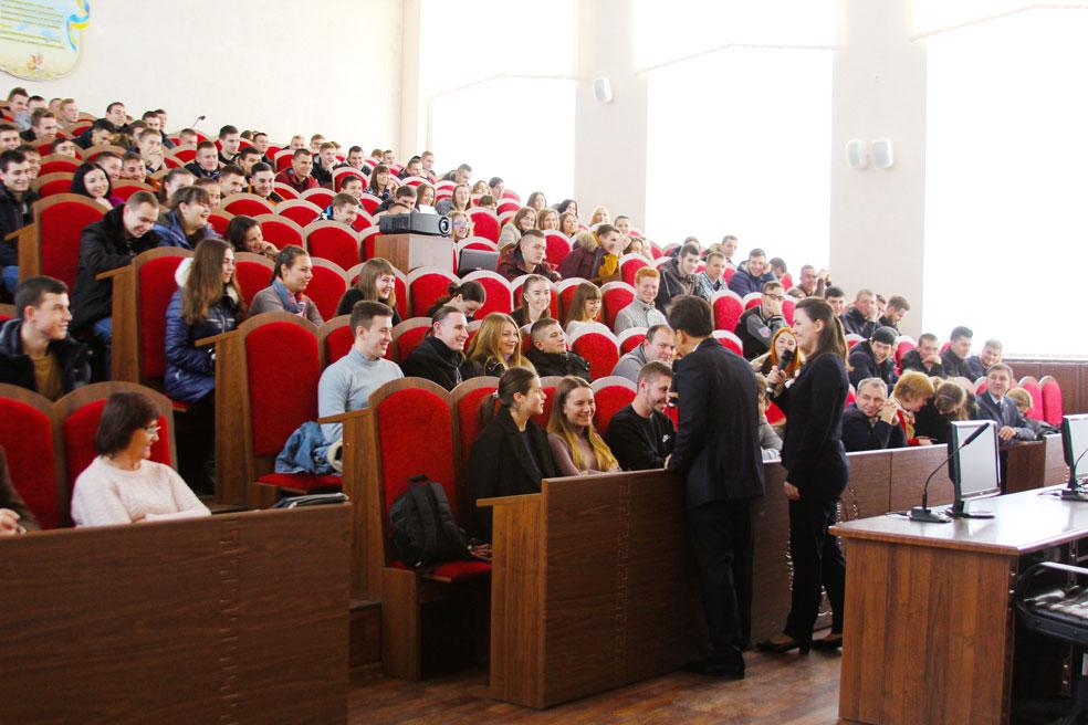 Mind-лекція у Житомирському державному технологічному університеті
