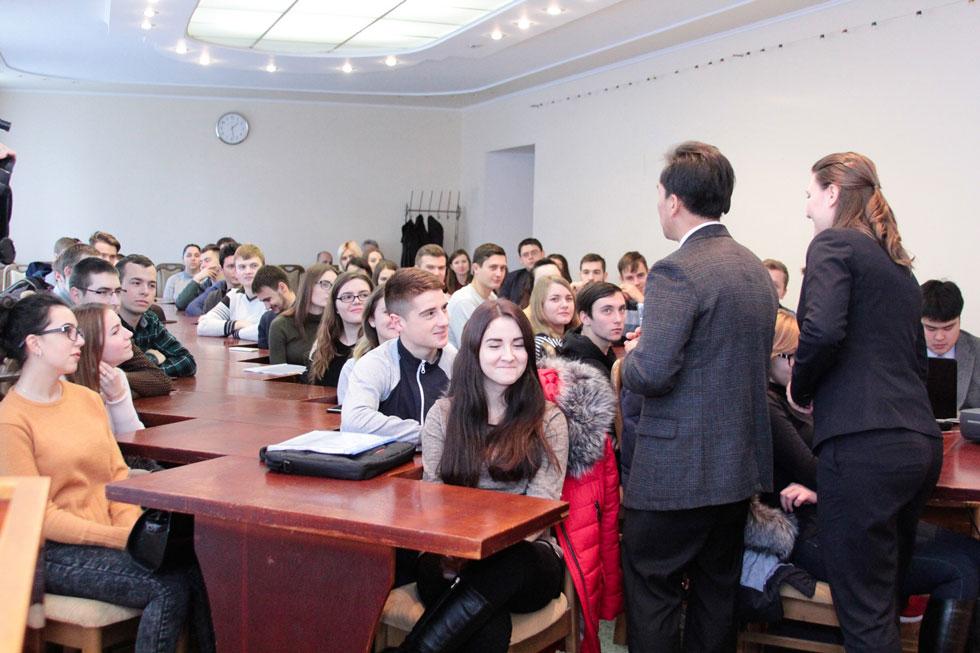 Mind-лекція у Хмельницькому національному університеті