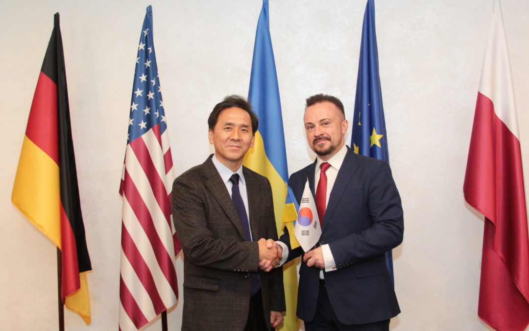 Зустріч із проректором Тернопільського національного економічного університету