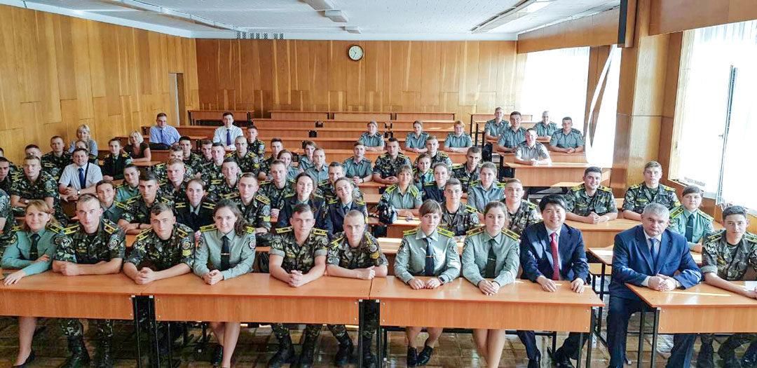Академія Державної пенітенціарної служби (м. Чернігів). MIND-лекція