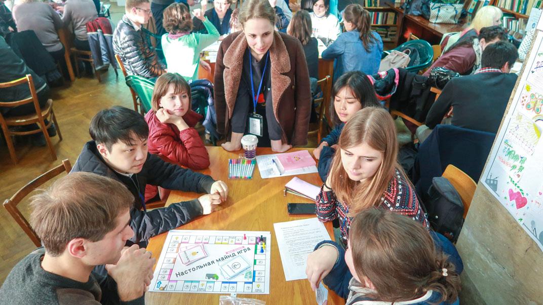 MIND-тренінг для студентів (м. Київ)