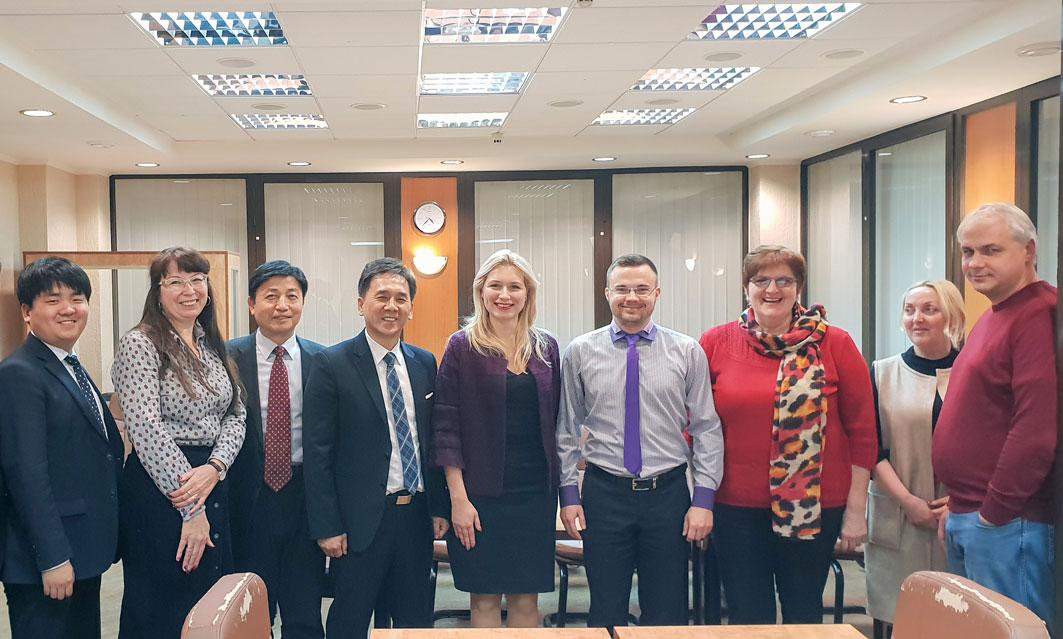 Зустріч із представниками Міністерства Соціальної Політики та Державної служби зайнятості